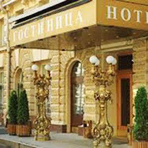 Гостиницы Безенчука