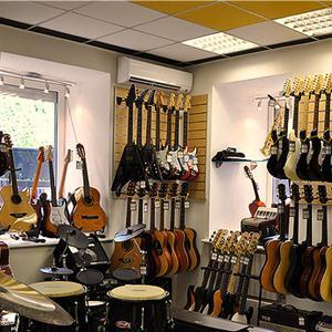 Музыкальные магазины Безенчука