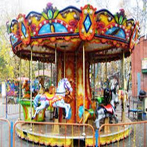 Парки культуры и отдыха Безенчука
