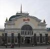 Железнодорожные вокзалы в Безенчуке